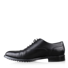 Tod's Black Calf Leather Loafer