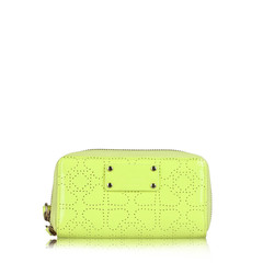 Kate spade Flow Yellow Patent Leather Wallet