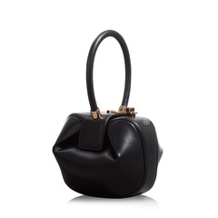 Gabriela Hearst Demi Black Bag