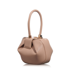Gabriela Hearst Demi Nude Bag
