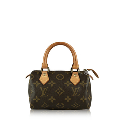 Louis Vuitton Speedy Nano Bag