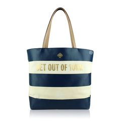 Kate Spade Get Out of Town Bon Stripes