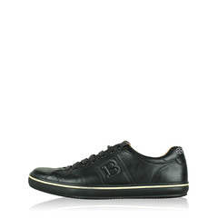 Bally Leather Sneaker Shoe Lace Up