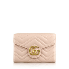 Gucci Marmont WOC Pink