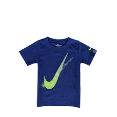 Nike T-Shirt Tee Child Blue