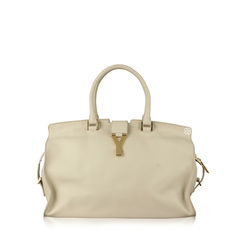 Saint Laurent Cabas Large Nude