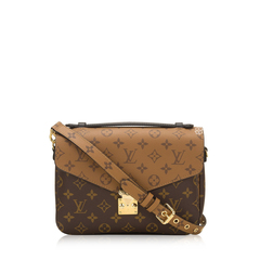 Louis Vuitton Pochete Metis Monogram Reverse Bag