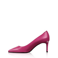 Saint Laurent Seta Calf Pump