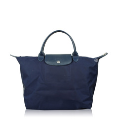 Longchamp Le Pliage Blue