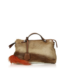 Fendi BTW Small Fur Leather Limited Edition