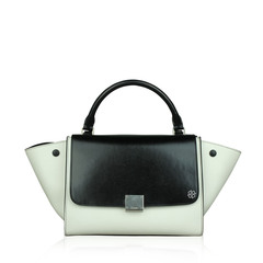 Celine Small Trapeze Satchel Bag