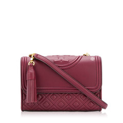 Tory Burch Flemming Small 22 cm Red
