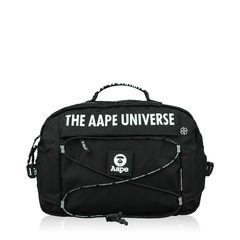 A bathing Ape AAPE Waist Bag