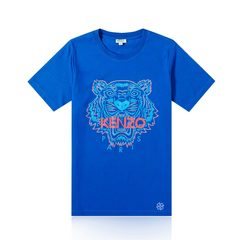 Kenzo T-Shirt Men Tiger Black