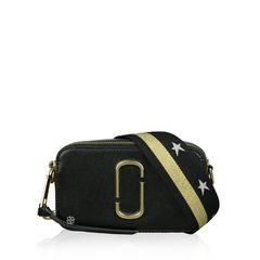 Marc by Marc Jacobs Snapshot Leather Camera Bag
