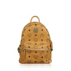 MCM Star Mini Backpack
