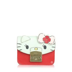 Furla Mini Metropolis Hello Kitty