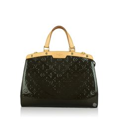 Louis Vuitton Brea Vernis GM Bag