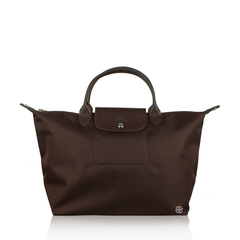 Longchamp	Longchamp Le Pliage Brown