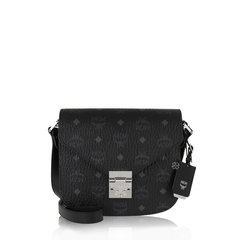MCM	Small Patricia Shoulder Bag in Black