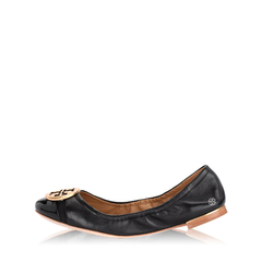 Tory Burch	Minnie Cap Toe Black