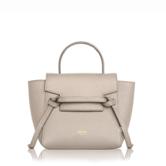 Celine	Mini Belt Bag in Ligth Taupe