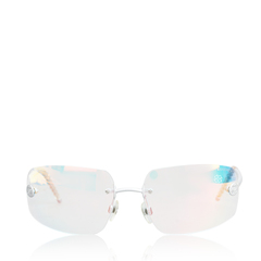 Chanel	Rimless Sunglasses