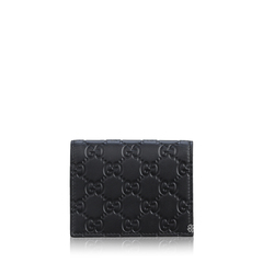 Gucci	Signature Wallet in Black