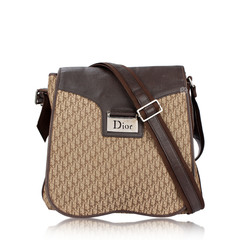 Christian Dior Massager Diagonal Bag