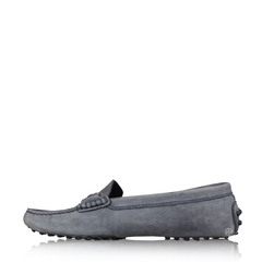 Tod's Grey Gommino Loafers
